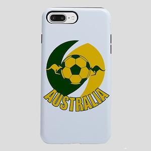 Australia soccer kangar iPhone 8/7 Plus Tough Case