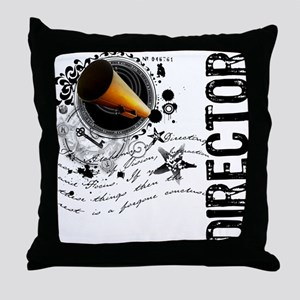 Director Alchemy Throw Pillow