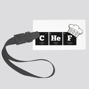Periodic Elements: CHeF Luggage Tag