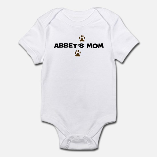 Abbey Mom Infant Bodysuit