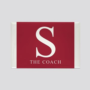 S The Coach Magnets