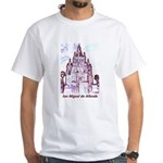 Parroquia Church in San Miguel White T-Shirt