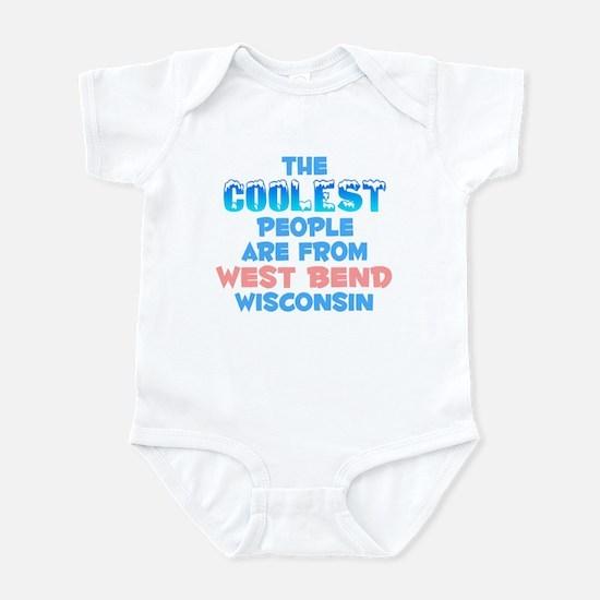 Coolest: West Bend, WI Infant Bodysuit