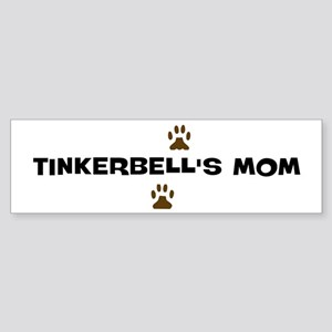 Tinkerbell Mom Bumper Sticker