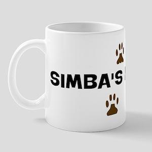 Simba Mom Mug