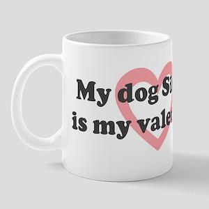 Simba is my valentine Mug