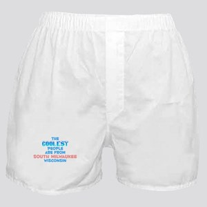 Coolest: South Milwauke, WI Boxer Shorts