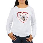 Smart Blondes Women's Long Sleeve T-Shirt