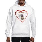 Smart Blondes Hooded Sweatshirt