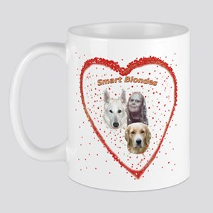 Smart Blondes Mug