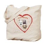 Smart Blondes Tote Bag