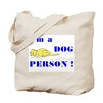 Dog Lover Gift Idea Tote Bag