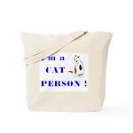 Cat Lover Gift Idea Tote Bag