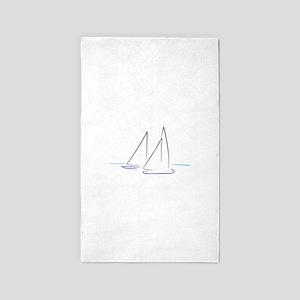 sailing Area Rug