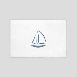 segeln 4' x 6' Rug