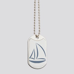 segeln Dog Tags