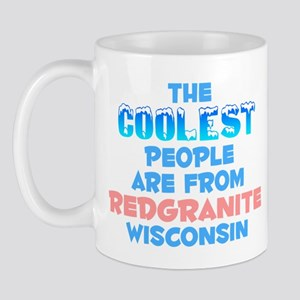 Coolest: Redgranite, WI Mug
