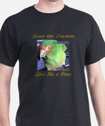 Screw the Crackers T-Shirt