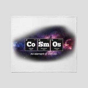 Periodic Elements: CoSmOs Throw Blanket
