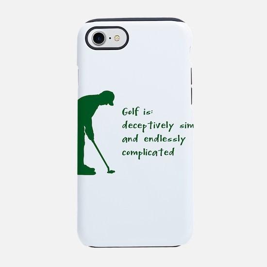 Golf iPhone 8/7 Tough Case