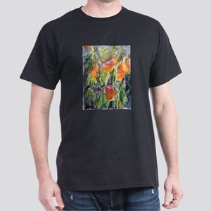 peaches still life fine art g Dark T-Shirt