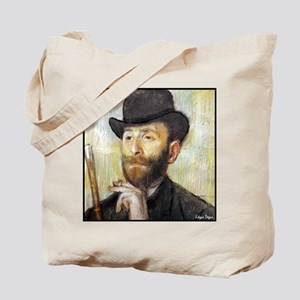 "Faces ""Degas"" Tote Bag"
