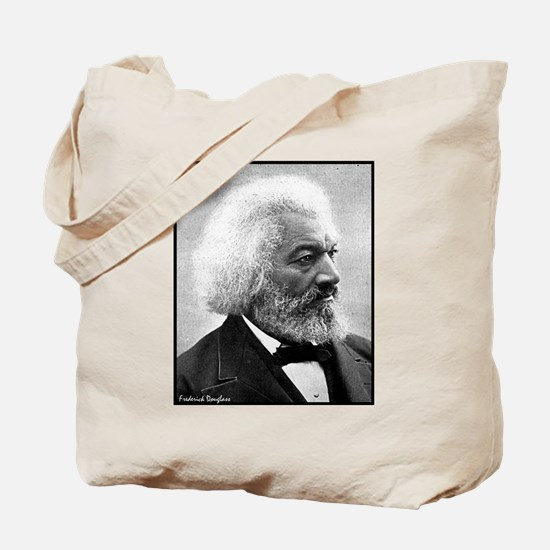 "Faces ""Douglass"" Tote Bag"