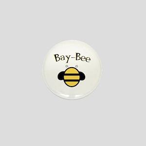 Bay-Bee Baby Bumblebee Mini Button