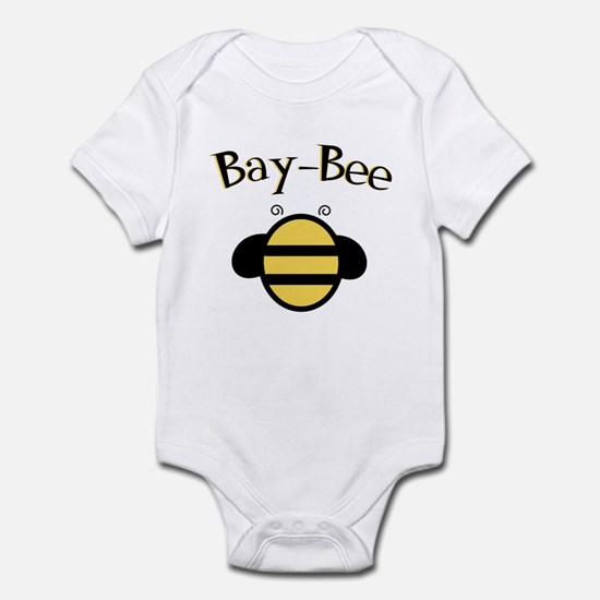 Bay-Bee Baby Bumblebee Infant Bodysuit
