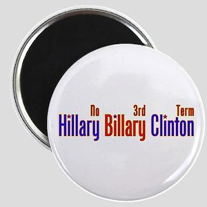 Hillary Billary Clinton Magnet