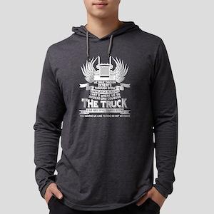 Trucker Driver T Shirt Long Sleeve T-Shirt