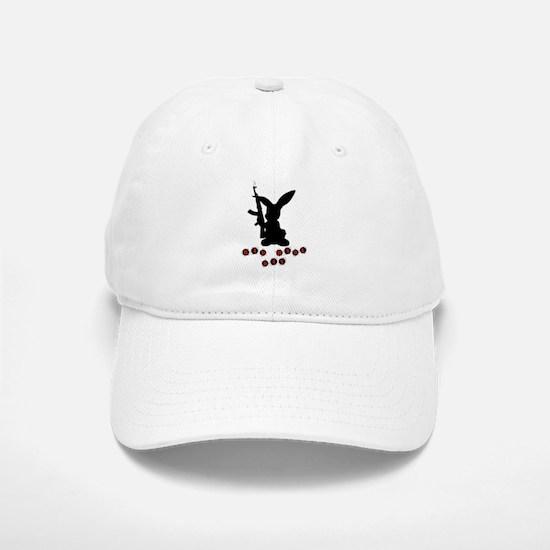 Bad Hare Day Baseball Baseball Cap