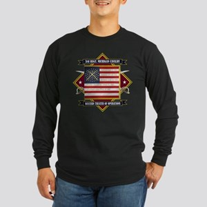 3rd Michigan Cavalry Long Sleeve T-Shirt