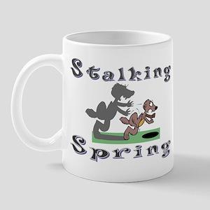Stalking Shadow Mug