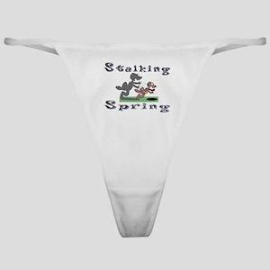 Stalking Shadow Classic Thong