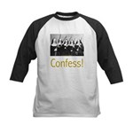 Confess! Kids Baseball Jersey