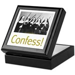 Confess! Keepsake Box