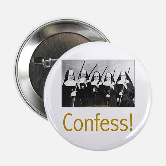 """Confess! 2.25"""" Button"""