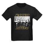 Twisted Sisters Kids Dark T-Shirt