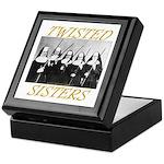 Twisted Sisters Keepsake Box