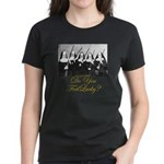 Feel Lucky? Women's Dark T-Shirt