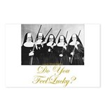 Feel Lucky? Postcards (Package of 8)