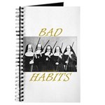 Bad Habits Journal