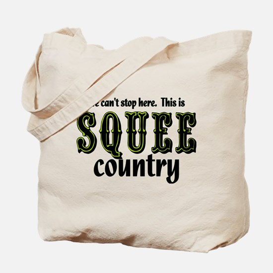 This is Squee Country Tote Bag