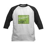 Grammar Swat Team Kids Baseball Jersey