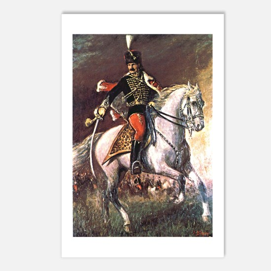 Hussar Postcards (Package of 8)