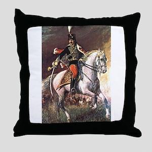 Hussar Throw Pillow