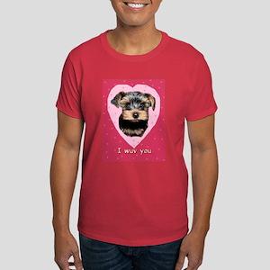 I Wuv You. Dark T-Shirt