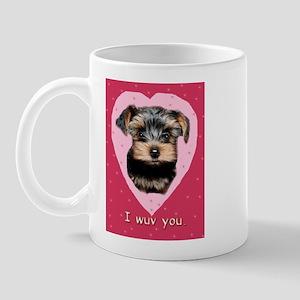 I Wuv You. Mug