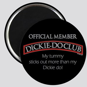 The Dickie-Do Club Magnet